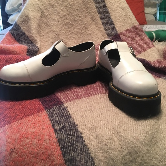 091ae845ad Dr. Martens Shoes | Dr Martens Style Bethan White Uk 8 Womens | Poshmark